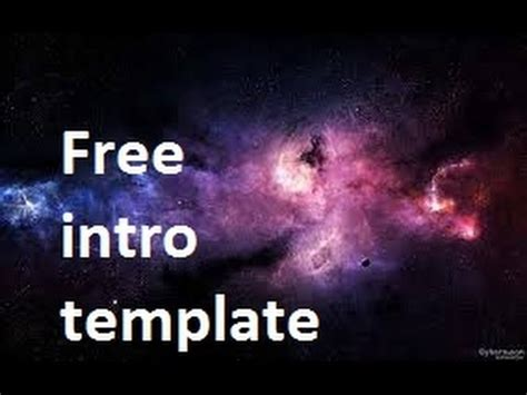 Free Intro Templates by Free Intro Template