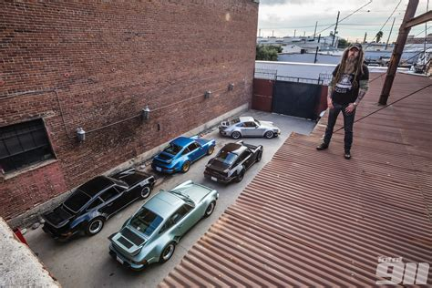 magnus walker house ten of the best photos from total 911 issue 111 total 911