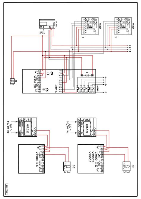 videx wiring diagram videx 4000 manual
