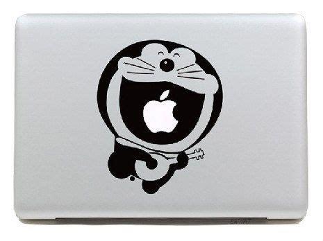 Sticker Ac Doraemon macbook and mac on