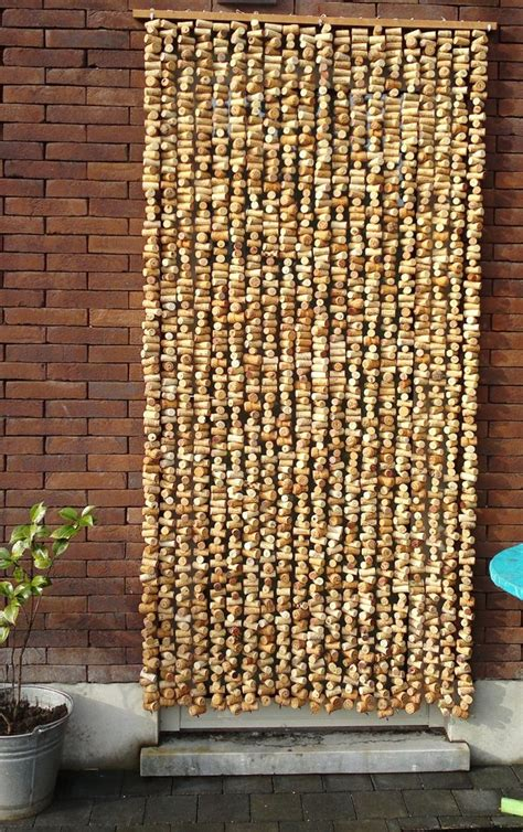 wine cork curtain 25 best ideas about cork art on pinterest wine cork