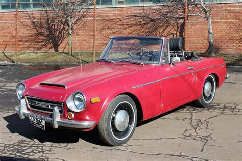 1969 datsun 2000 roadster for sale 1969 datsun 2000 for sale 1728015 hemmings motor news