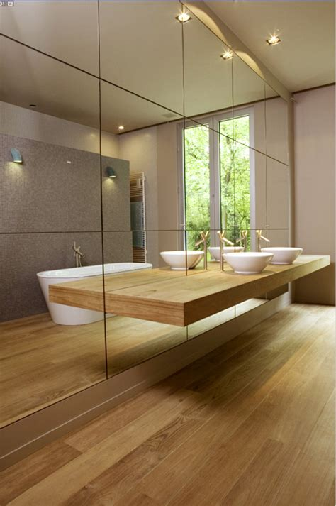 great idea for minimal bathroom great for ada easy