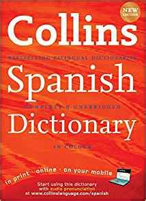 collins spanish dictionary complete unabridged collins 9780007289783 amazon com books