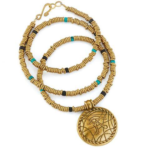 stargate brass eye of ra necklace 125 00 rocklove jewelry