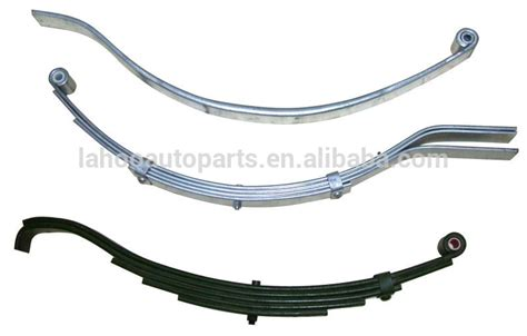 light duty trailer leaf springs sw6 parabolic type travel trailer leaf springs for boat
