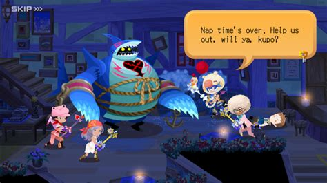 july 7th kingdom hearts union x eng update news