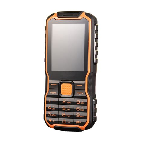quality rugged outdoor mobile phone t99 shockproof