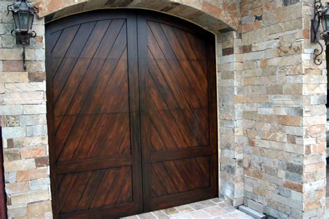 Faux Wood Garage Doors Faux Garage Doors
