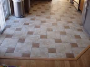 Kitchen Tile Design Patterns Combined Pattern For Kitchen Flooring Flooring Ideas