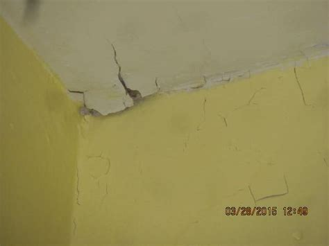how to repair peeling paint on ceiling and walls hometalk