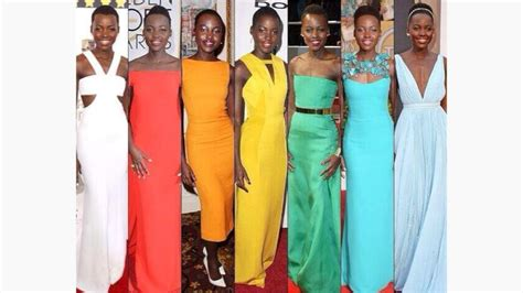 best color clothes for brown skin colorism light skin vs skin lupita nyong o and