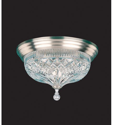 Waterford Light Fixtures Waterford Silver Beaumont Ceiling Fixture 101 519 07 10
