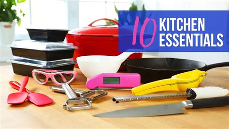 kitchen essentials 10 kitchen essentials tools i can t live without