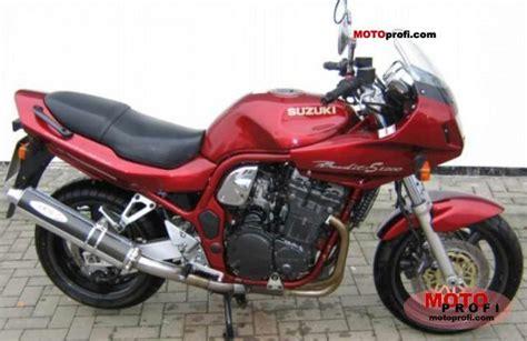 1997 Suzuki Bandit 1200 1997 Suzuki Gsf 1200 S Bandit Moto Zombdrive
