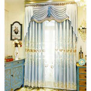 Fancy Valances For Living Room Curtain Cheap Curtains New Released Collection