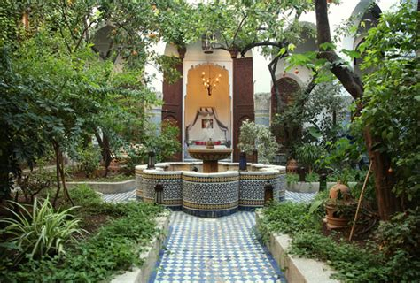 imagenes de jardines arabes paisajismo y 193 reas verdes su dise 209 o 3d historia