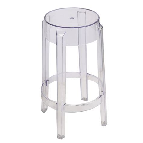 Clear Acrylic Counter Stools by Acrylic Counter Stool Clear Modern In Designs