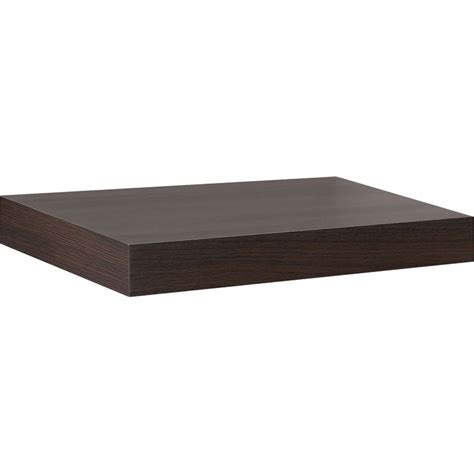 Wall Mounted Floating Shelves 17 5 Inch Floating Wall Shelf In Wall Mounted Shelves