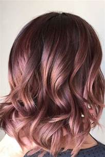 in style hair colors 25 best ideas about hair colors on colored