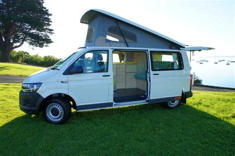 New VW T6 LWB Campervan   Achtung Camper