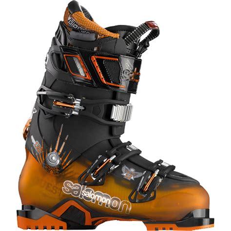 salomon ski boots salomon quest 12 ski boots 2012 evo outlet