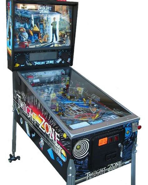 twilight zone pinball machine liberty