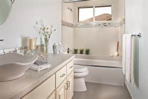 What Colors Make A Bathroom Look Bigger - expert design tips on how to make your bathroom look bigger granite transformations blog