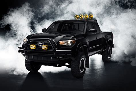 future toyota toyota tacoma back to the future concept hypebeast