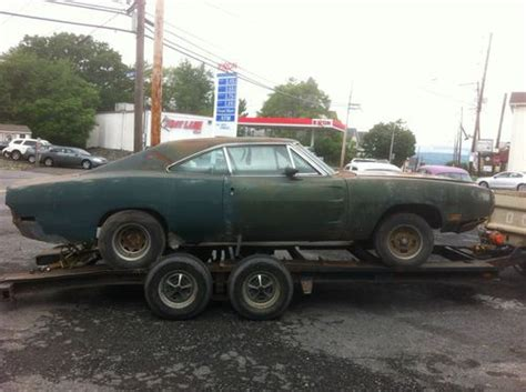 Buy used 1970 Dodge Charger Project Car in Scranton