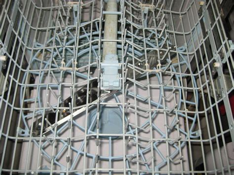 Kitchenaid Dishwasher Top Rack Not Cleaning by Kitchenaid Dishwasher Imperial Selectra 21 Rack