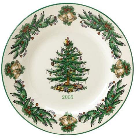 spode christmas tree plate christmas pinterest