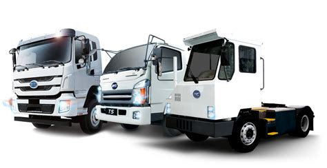 electric truck byd expands lancaster california factory in support of