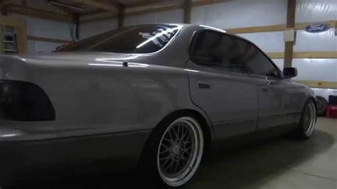 lexus es300 slammed lexus es300 washed waxed