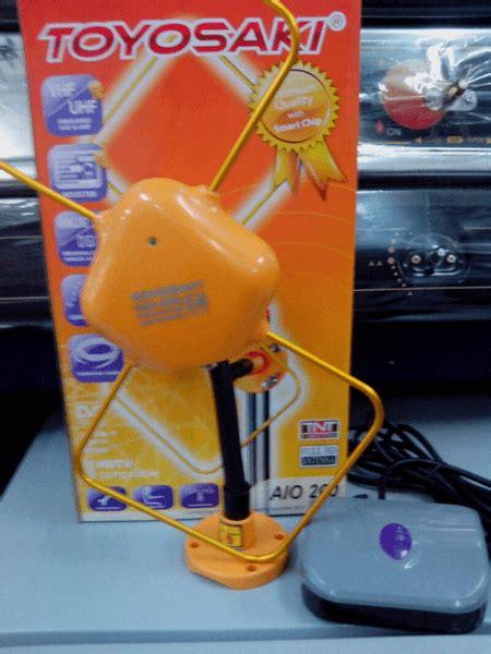 Antena Toyosaki Aio 200 Antena Toyosaki Gambar Bening Dengan Tilan Yang