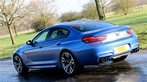 bmw m6 gran coupe blue bmw m6 gran coupe competition pack