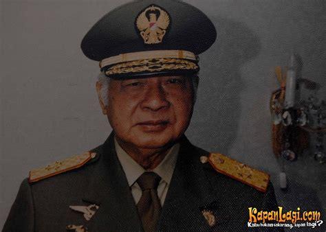 Soeharto Armed Forces jenderal besar