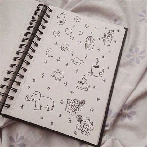 Drawing Notebook by Notebook Doodles Search Doodles