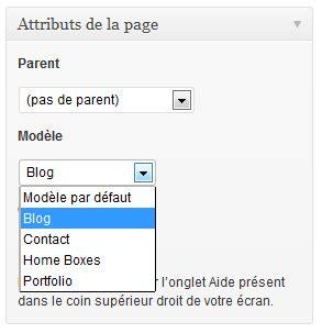 templates de page wordpress d 233 veloppement web webdesign