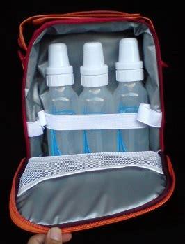 Iconic Insulated Food Bag Tas Untuk Bekal Agar Tetap Panas Dingin coolerbag asi lucky baby asibayi