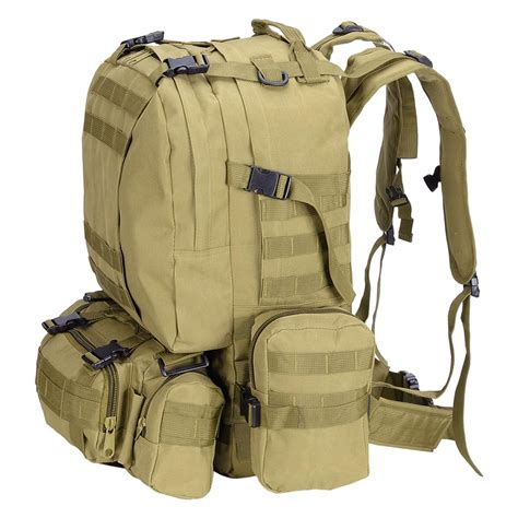 molle hiking backpack 55l outdoor molle tactical backpack rucksack