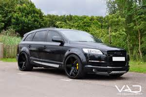 Audi Q7 With Rims Audi Q7 Black Wheels 2015 Audi Q7 With Black Rims