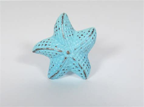 Starfish Drawer Knobs by Chandeliers Pendant Lights