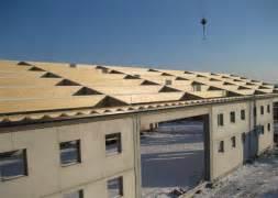 capannoni industriali in legno realizzazioni coperture industriali in legno per capannoni
