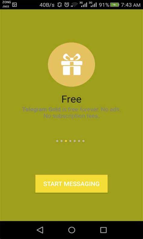telegram apk file free telegram gold apk for free on getjar