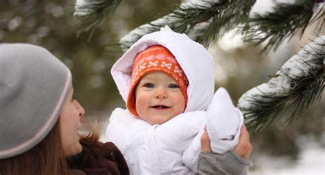 Former Applauds For Keeping Baby by How To Keep Your Baby Warm All Winter Products That Help