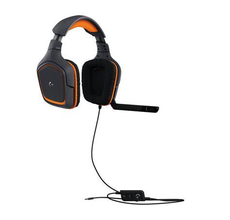 Logitech G231 Prodigy Gaming Headset Terjamin logitech g231 prodigy gaming headset free shipping