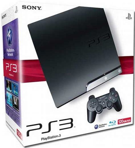 ps3 console 120gb sony playstation 3 120gb ps3 120gb preturi sony
