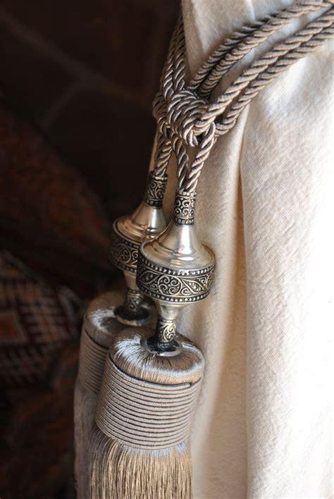curtain tie back tassels 25 best ideas about curtain ties on pinterest diy