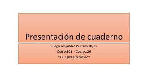 presentacion para cuadernos lindos apexwallpapers com presentaci 243 n de cuaderno informatica